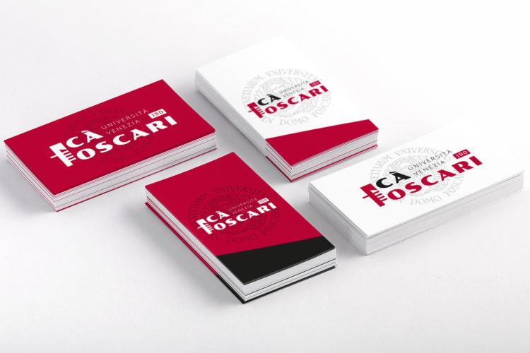 anteprima-colori-rosso-biglietti-visita-verticali-logo-cafoscari-università-venezia-startlog