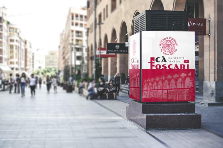 anteprima-logo-cafoscari-università-venezia-cartellone-pubblicità-startlog
